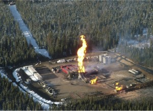 Rig Fire 2007