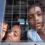 Chutima Sidasathian's award-winning photo of Rohingya from 2012 Photo by phuketwan.com