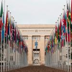 Image of the UN in Geneva