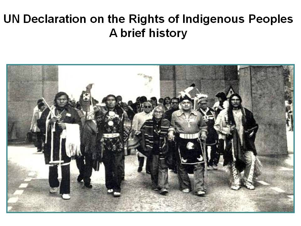 an introduction to the history of native peoples in canada A brief history of effects of colonialism on first nations in canada first nations 201-3: canadian aboriginal peoples' perspectives on history.