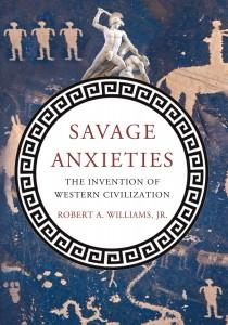Savage Anxieties.Rob Williams.poster