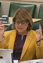 """MP Diane Ablonczy and the """"rule of law"""" and """"principles of fundamental justice"""""""
