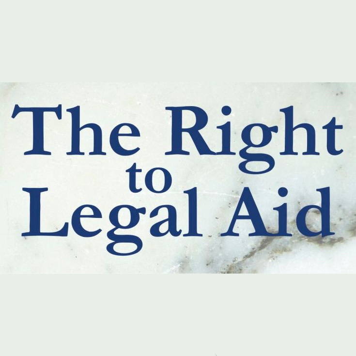 The Right to Legal Aid: Submission to BC Legal Aid Services