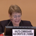 Michelle Bachelet (OHCHR), Urgent debate on Racially Inspired Human Rights Violations - 40th Meeting, 43rd Regular Session Human Rights Council